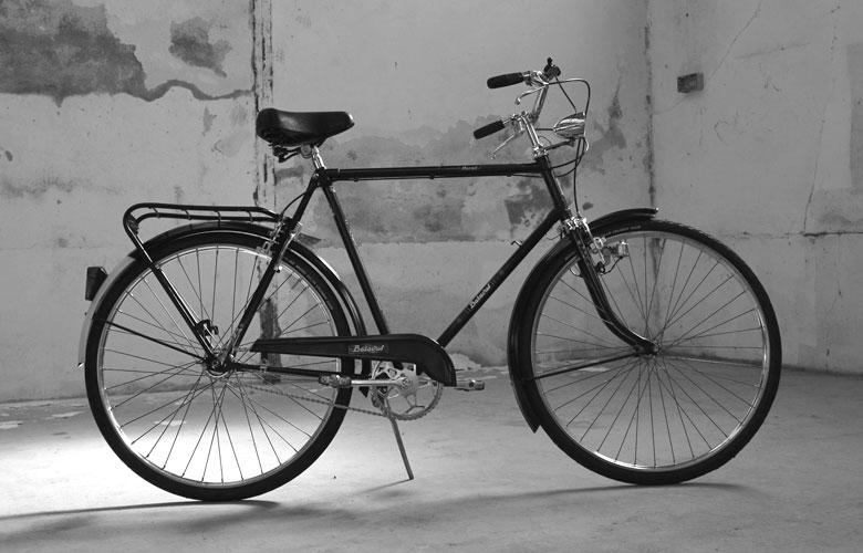 Restauration bicyclette Batavus de 1980