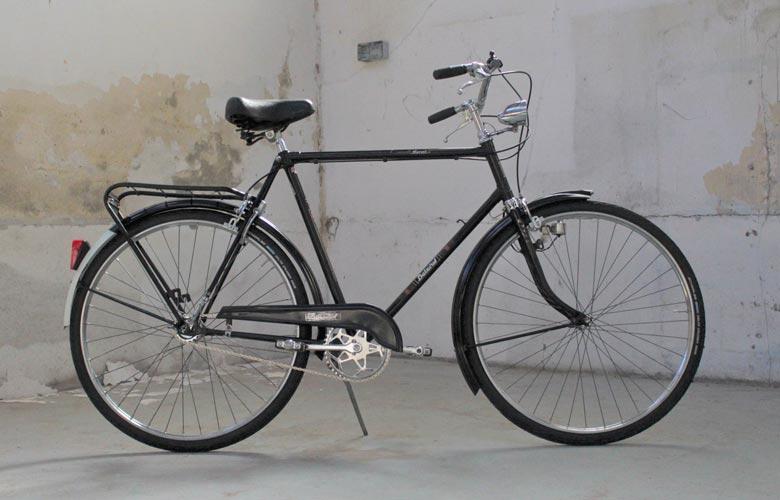 Vélo Batavus 1980 restauré dans notre atelier de Rennes