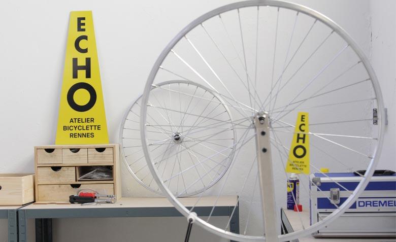 Réparation, restauration et entretien de vélos dans notre atelier de Rennes.